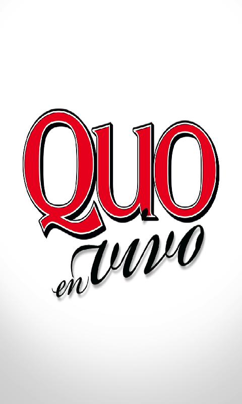Quo en vivo - screenshot