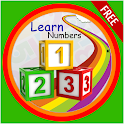Learn Numbers For Toddlers Pro icon