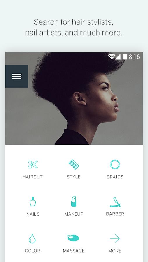 StyleSeat - screenshot