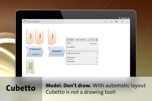 玩免費商業APP|下載Cubetto - BPMN, UML, Flowchart app不用錢|硬是要APP