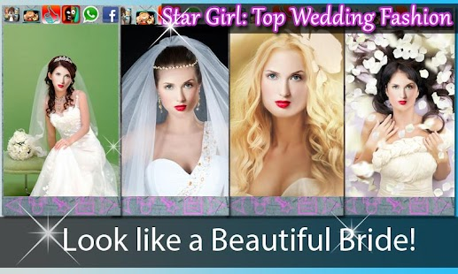 Star Girl: Top Wedding Fashion - screenshot thumbnail
