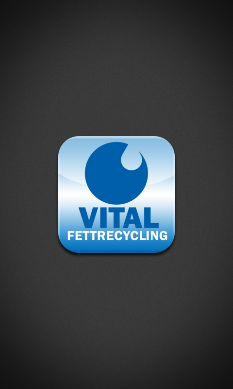 Fettrecycling – Screenshot