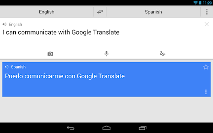 Google Translate Screenshot 26