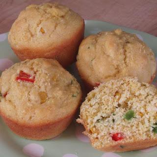 Zesty Jalapeno Corn Muffins
