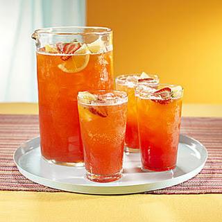 Strawberry-Lemon Fizz