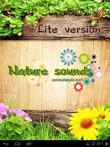 Nature sounds - Ecosounds Lite 1.6.1