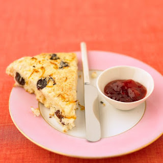 Cranberry-Orange Scones.