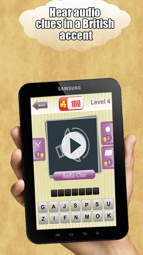 Bible Trivia Quiz Game- screenshot