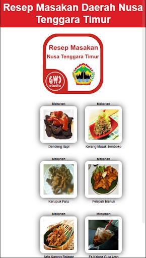 Resep Masakan NTT