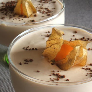 Coffee Mousse.