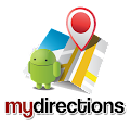 MyDirections-Google Map ext. APK for Blackberry