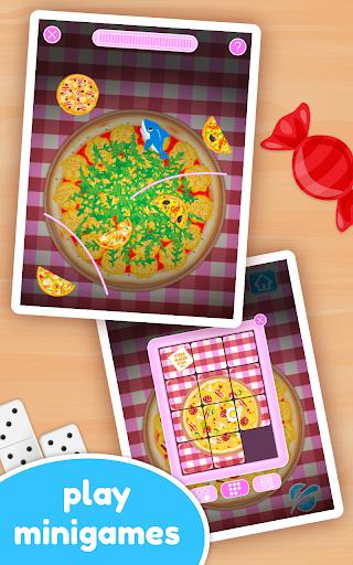 Pizza Maker Kids -Cooking Game  screenshots 11