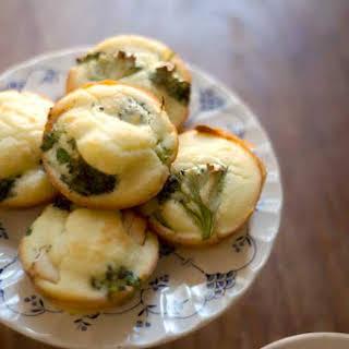 Gluten Free Savory Muffins.