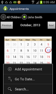 Foster Par. Appointment Assist- screenshot thumbnail