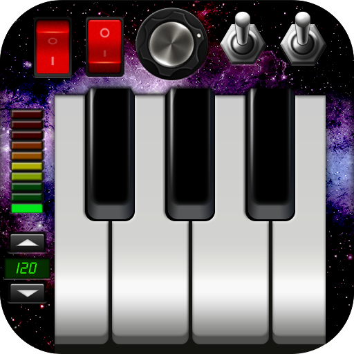 Space Synthesizer LOGO-APP點子