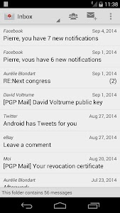 PGP Mail screenshot 3