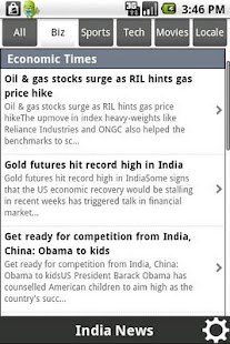 News India - screenshot thumbnail