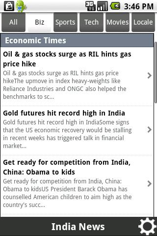 News India - screenshot