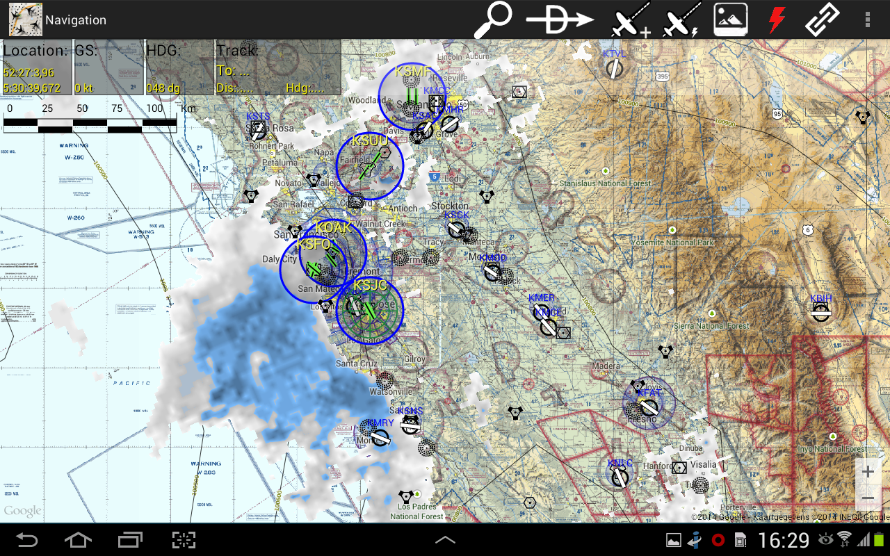 Plan fsx android app