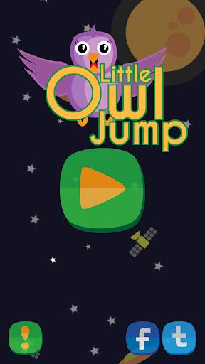 Little Owl Jump