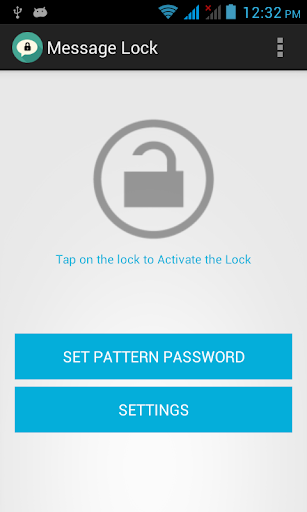 Lock for Messages SMS Lock