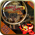 Deadly Cave Free Hidden Object icon