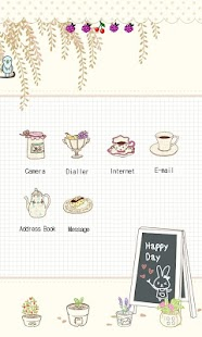 CUKI Theme Tea Time
