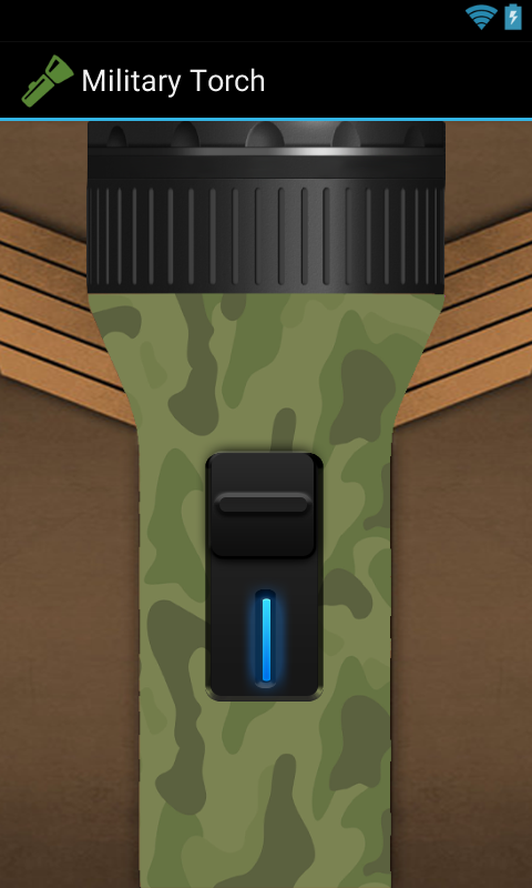 Military Torch- screenshot