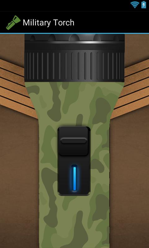 Military Torch - screenshot