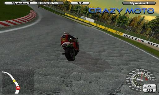 玩賽車遊戲App|Crazy Moto免費|APP試玩