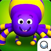 Storytime:Da Itsy Bitsy Spider