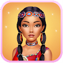 Dress up Princess Pocahontas