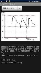 旧版 バッテリーモニタ- screenshot thumbnail