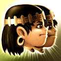 Babylonian Twins Platformer HD logo