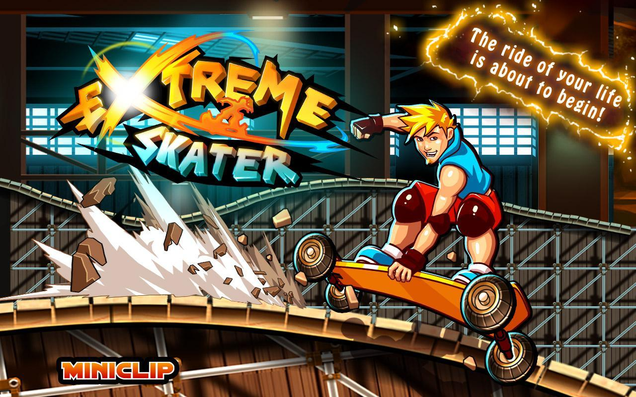Extreme Skater- screenshot