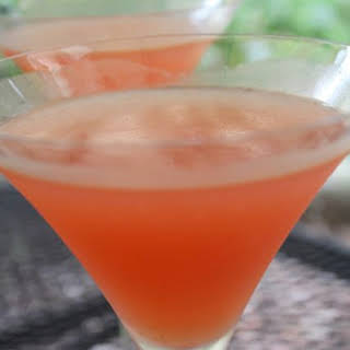 Grapefruit Martini.