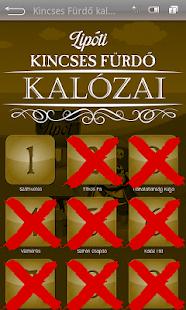 Lipóti Kincses Fürd? Kalózai screenshot
