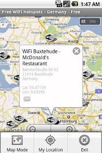 Free WiFi - Germany - Free
