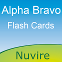 Alpha Bravo Flash Cards icon
