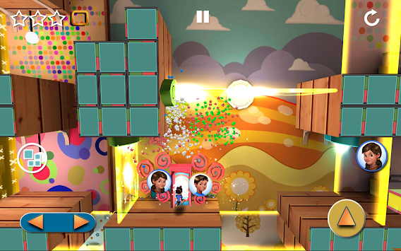 Lost Twins - A Surreal Puzzler APK screenshot thumbnail 19