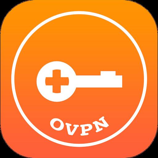 OVPN助手 - 免費VPN工具翻牆必備 LOGO-APP點子