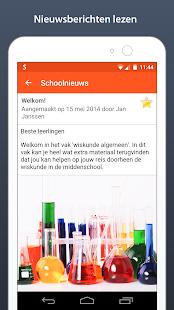 Smartschool - náhled