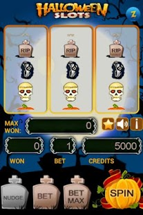 Halloween Slots - screenshot thumbnail