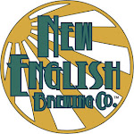 Logo of New English Blueberry Blonde Ale