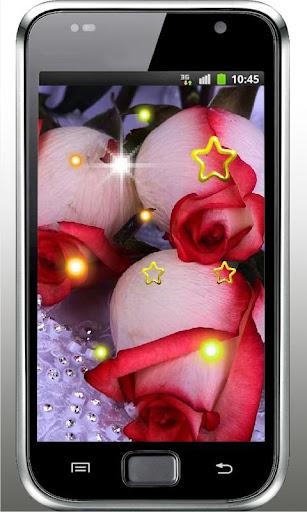 Rose Romantic live Wallpaper
