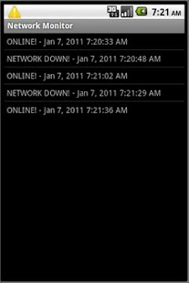 Network Monitor- screenshot thumbnail