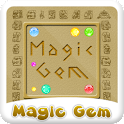 Magic Gem ( Lines 98 ) logo