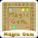 Magic Gem ( Lines 98 ) logo