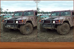 Screenshot of Cars Spot the Difference
