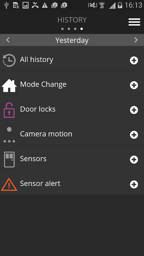 Icontrol Networks - screenshot